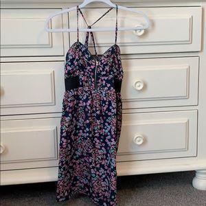 Floral billabong dress